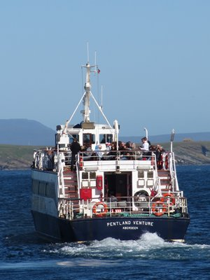 Ferry Price To Orkney For A Car